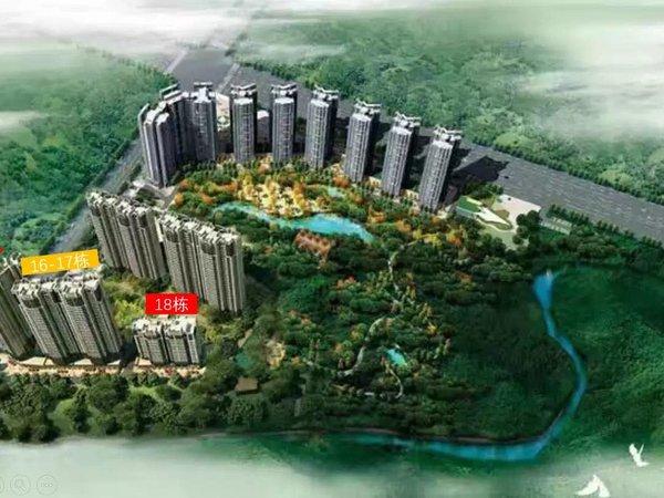出租御玺山大峡谷3室1厅1卫96.55平米2000元/月住宅