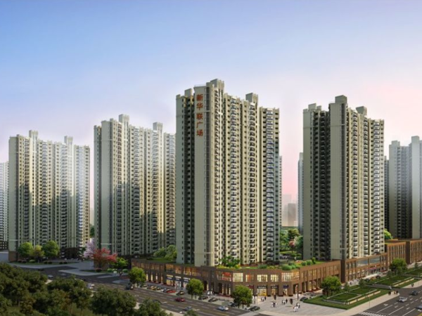 出售新华联广场2室2厅1卫102平米79万住宅