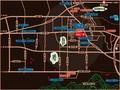 灿邦珑廷广场交通图